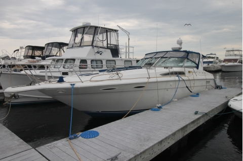 1992 Sea Ray Express