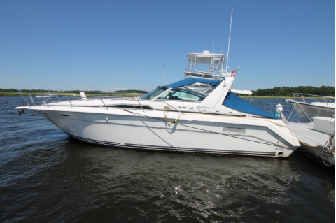 1991 Sea Ray 350 EC